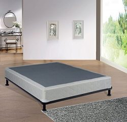 Greaton, 8-inch Fully Assemled Box Spring/Foundation for Mattress, Queen Size