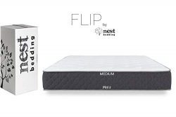Nest Bedding FLIP, Amazon-Exclusive Double Sided Hybrid Bed in a Box, Cooling Gel Foam and Calib ...