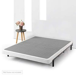 Best Price Mattress Low Profile Bi Heavy Duty Box Spring/Folding Mattress Foundation (No Assembl ...