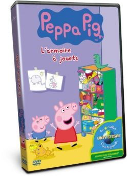 Peppa Pig – L'armoire ?? jouets