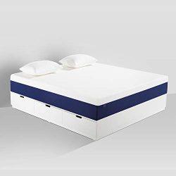 Molblly 12 inch Cool Gel Memory Foam Mattress with CertiPUR-US Certified Foam Queen Bed Mattress ...