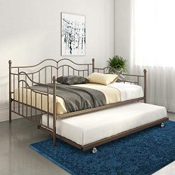 DHP 4008239 Tokyo Daybed Full/Twin Bronze