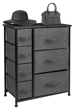 Sorbus Dresser with 7 Drawers – Furniture Storage Tower Unit for Bedroom, Hallway, Closet, ...
