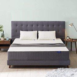 Sweetnight Queen Mattress-Queen Size Mattress,10 Inch Gel Memory Foam mattress with CertiPUR-US  ...