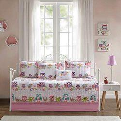 Mi Zone Kids Wise Wendy Daybed Set Pink