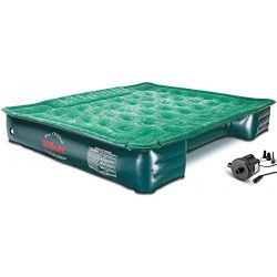 AirBedz Lite (PPI PV202C) Full Size Short and Long 6′-8′ Truck Bed Air Mattress with ...
