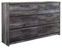 Signature Design by Ashley B221-31 Baystorm Dressers, Gray