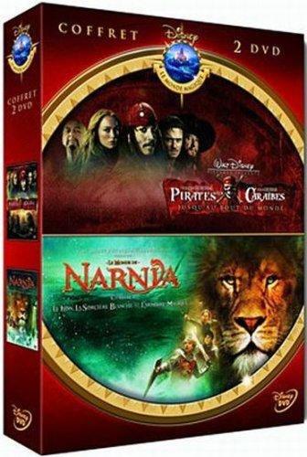 Pirates des Caraïbes, jusqu'au bout du Monde + Le Monde de Narnia: chapitre 1 – le l ...