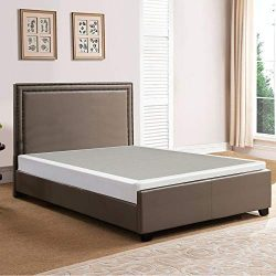 Spring Solution Fully Assembled Long Lasting 8 Inch Box Spring    Full XL