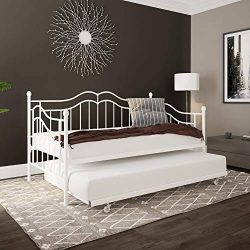DHP 4008119 Tokyo Daybed Twin/Twin White