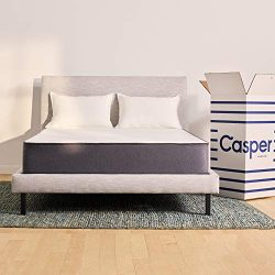 Casper Sleep Foam Mattress, Queen 12″