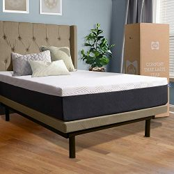 Sealy, 12-Inch, Hybrid Bed in a Box, Adaptive Comfort Layers, Medium Feel, Memory Foam Mattress, ...