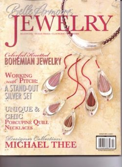 Belle Armoire JEWELRY Magazine. Vol 8. #4. Dce/Jan/Feb 2013.