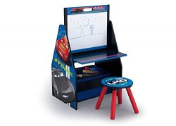 Delta Children Easel and Play Station, Disney/Pixar Cars
