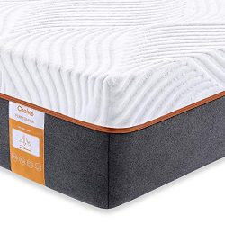 Queen Mattress 10 Inch, Coolvie Memory Foam Hybrid Innerspring Mattress in a Box, CertiPUR-US Ce ...