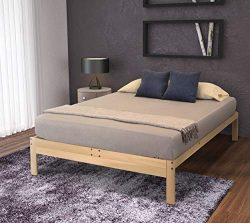 Nomad Plus Platform Bed – Queen