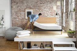 Nod by Tuft & Needle Twin XL Mattress, Amazon-Exclusive Bed in a Box, Responsive Foam, Sleep ...