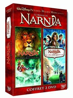 Le monde de Narnia chapitre 1 : le lion, la sorcière blanche et l'armoire magique + Le mon ...