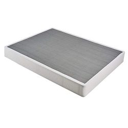 ZIYOO Twin XL Box Spring 9 Inch High Profile Easy Assembly,Mattress Foundation/Heavy Duty Metal  ...