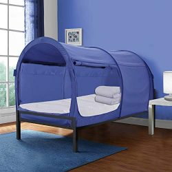 Alvantor Bed Canopy Tents Dream Privacy Space Twin Size Sleeping Tents Indoor Pop Up Portable Fr ...
