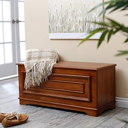 Surveyor Cedar Chest – Oak