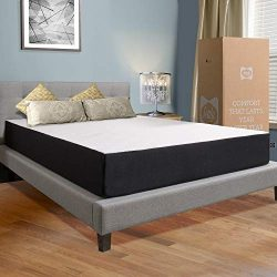 Sealy, 10-Inch, Hybrid Bed in a Box, Adaptive Comfort Layers, Medium-Firm Feel, Memory Foam Matt ...