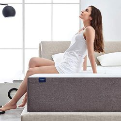 King Mattress, Molblly 10 Inch Memory Foam Mattress in a Box, Breathable Bed Comfortable Mattres ...