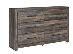 Signature Design By Ashley – Drystan Dresser – Brown